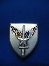 ALAT FRANCE FRENCH GERMANY GERMAN SCHOOL HELICOPTER BADGE 40mm