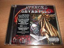 Avenged Sevenfold - City Of Evil  CD Album