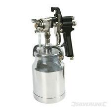 Pistolet à peinture haute pression 1 Litre Air comprimé Buse 1,8 mm Pneumatique