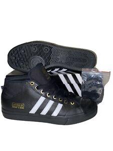 adidas matchcourt all black