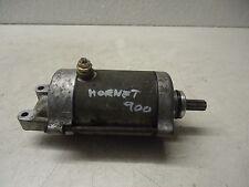 HONDA HORNET 900 STARTER MOTOR / HORNET