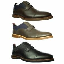 Ben Sherman Mens Birk Cap Toe Oxford dress Shoes