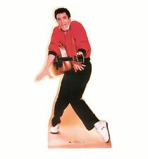 ELVIS PRESLEY - LIFE SIZE STANDUP/CUTOUT BRAND NEW - MUSIC 376