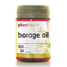 Power Health Borage Oil 500mg -90 Capsules