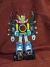 "2002 Bandai Power Rangers Ninja Storm Thunderstorm Megazord Zord 6"" Figure"
