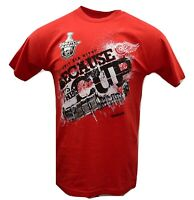 "Detroit Red Wings Stanley Cup Playoffs ""Because it's the Cup"" T-Shirt"