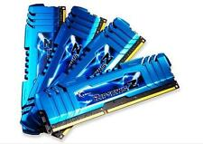 16GB G.Skill DDR3 2133MHz PC3-17000 RipjawsZ Series (10-12-12-31) Quad kit 4x4GB
