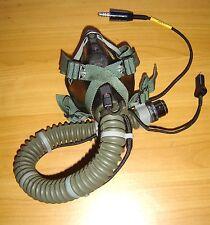 Pilotenhelm MBU-5 Phantom Jet Gentex Scott Sauerstoffmaske Helm HGU geneau Maske