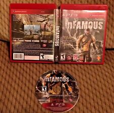 Sony Playstation 3 (PS3) - INFAMOUS