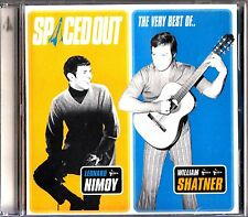 Leonard Nimoy & William Shatner - Spaced Out -CD -The Very Best Of (Star Trek)