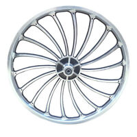 Bike Bicycle Front or Rear Wheel 20 X 1.75/2.125/2.5'' Scooter eBike Chopper Rim