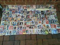 Massive Baseball, Basketball, Football Card Collection 1980's-2000's