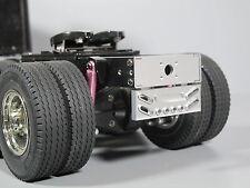 New Aluminum Rear Bumper Guard Beam Tamiya RC 1/14 GlobeLiner King Hauler Semi