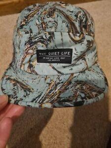 The Quiet Life Cap 5 Panel  (Worn twice)