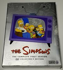 The Simpsons (The Complete First Season) Collector's Edition Complete