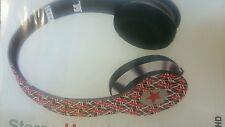 Flag JackStereo Headphones HD DJ Style Headset Earphones Over Ear - iPhone iPod