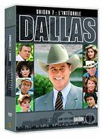Dallas - Saison 7 // DVD NEUF