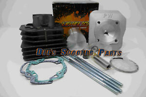 HONDA DIO ELITE SYMDD 56MM/125CC Air Cool Cylinder Kit with Head LEVEL 10