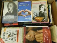 73 Bücher Softcover Romane Sachbücher Reiseführer u.a. Paket 1