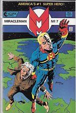 MIRACLEMAN #7 (NM) ECLIPSE COMICS, COPPER AGE