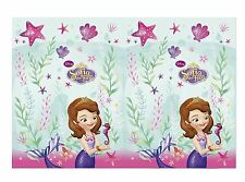 Sofia The First 120x180cm Plastic Tablecover Birthday Party Accessory