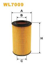 Wix WL7009 Car Oil Filter Eco Cartridge Replaces H7181x CH8902 OX153D