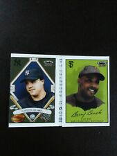 Bonds/Johnson-2003 Polar Bear trifold Baseball-nrmt/7-no.Tf18