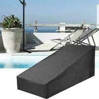 Outdoor Patio Chair Waterproof Love Seat Cover For Garden sr Deck Furniture Z4R3