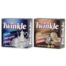 Twinkle Silver Polish Kit & Copper Cleaner Kit 2pk NEW