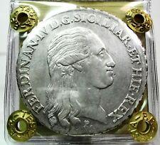 NAPOLI (Ferdinando IV di Borbone) 120 Grana 1796