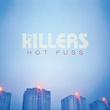 THE KILLERS - HOT FUSS   VINYL LP NEW+