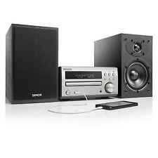 Denon Dm40dab Micro Hi-fi System in Silver
