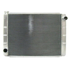 Northern 209673 Universal Ford Mopar 2-Row Aluminum HD Radiator 31 X 19 Race Pro