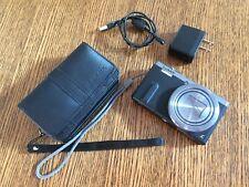 Panasonic LUMIX DMC-ZS40 18.1MP Digital Camera SilverSuper Zoom 24mm - 720mm HD