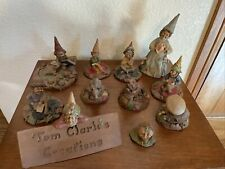 11 Tom Clark Gnomes, woodland creatures, small figurines