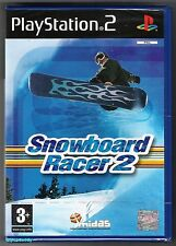 PS2 Snowboard Racer 2 (2003), UK Pal, Brand New & Sony Factory Sealed