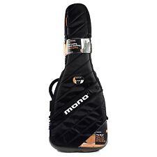 Mono Vertigo Series Electric Guitar Case Gig Bag - Black Lifetime Warranty