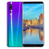 "Eight Cores 6,1"" HD 24MP 2-Kamera Android 8,1 8GB Dual SIM Mobile Smart Handy DE"