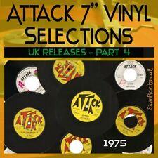 ATTACK VINYL SELECTIONS  REGGAE REVIVAL MIX CD PART 4