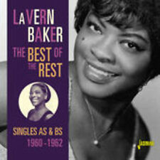 LaVern Baker - Best of the Rest Singles As & BS 1960-62 [New CD] UK - Import