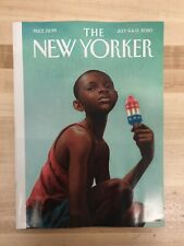 THE NEW YORKER MAGAZINE JULY 6-13 2020 Brand NEW Free Shipping