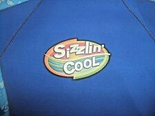 New listing Shorty Neoprene Wetsuit Blue 2 3 4 Years Jet Ski Snorkeling Surfing Sizzlin' Co
