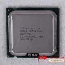 Intel Core 2 Quad Q9550 SLAWQ SLB8V SLAN4 - 2,83 GHz 775/Sockel 1333 Prozessor