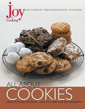 All about Cookies by Marion Rombauer Becker; Ethan Becker; Irma S. Rombauer