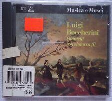 Boccherini: Quintets No4; Quintets No9 (CD, Dec-1994, Rivoalto) Luigi Musica CD