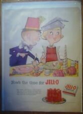 vintage JELLO print