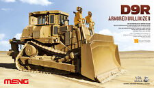 Meng Model SS-002 1/35 D9R Doobi Armored bulldozer