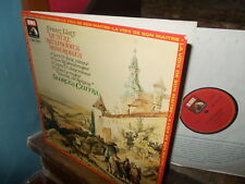 LISZT: 4 hungarian rhapsodies (2 6 12 15)> Cziffra, piano / EMI France stereo LP