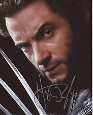 HUGH JACKMAN - X-MEN AUTOGRAPH SIGNED PP PHOTO POSTER 1
