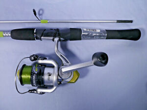 Zebco 6' Spinning Rod & Reel Combo
